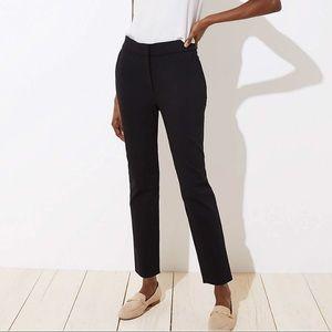 LOFT Black Ankle Pants in Marisa Fit!